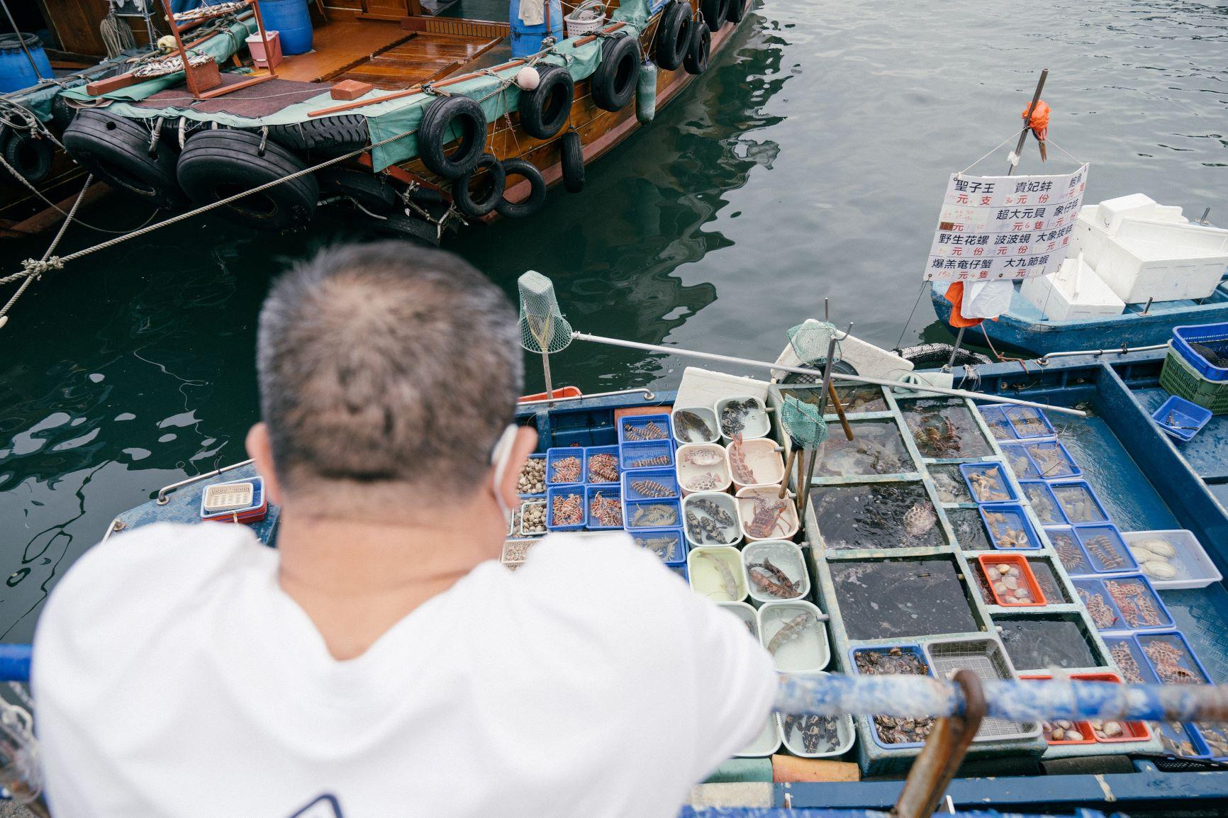 香港人對自己的海洋認識是否止乎吃與海鮮?會否願意為海洋與氣候關注行動更多?© Patrick Cho / Greenpeace