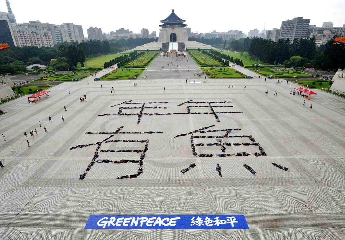 臨近農曆新年,謹祝全球人類世世代代年年有魚!© Chris Stowers / Greenpeace