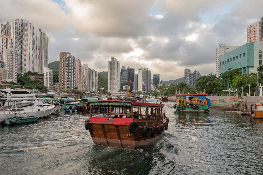筲箕灣 © Shutterstock