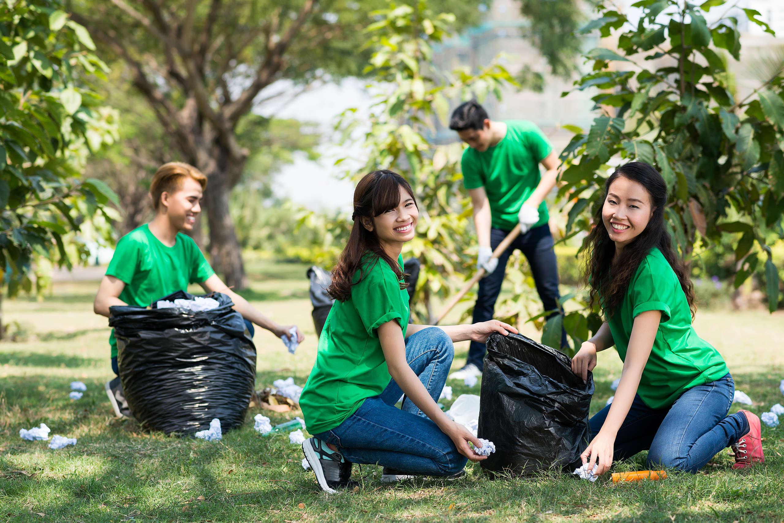 透過社區活動,可以令公眾更容易接受和認同環保理念。© Shutterstock
