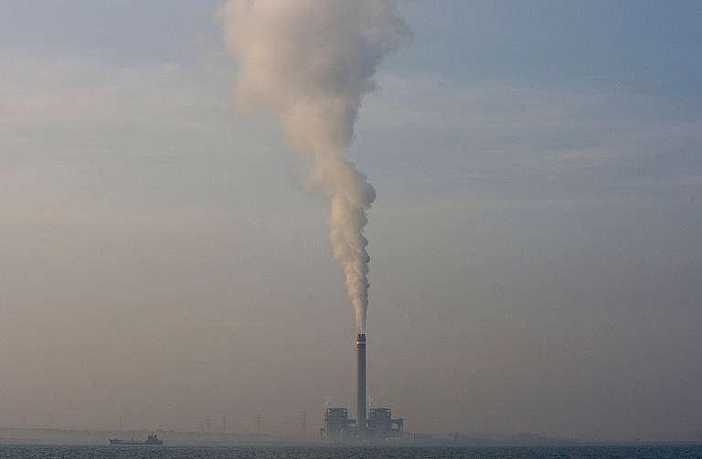 Coal Power Station in Jepara. © Paul Hilton