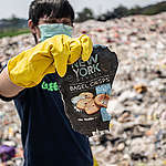 Imported Plastic Waste in Bekasi, West Java. © Jurnasyanto Sukarno / Greenpeace