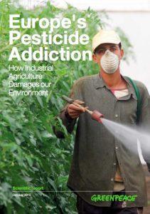 Europes Pesticide Addiction