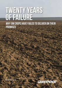Twenty Years of Failure