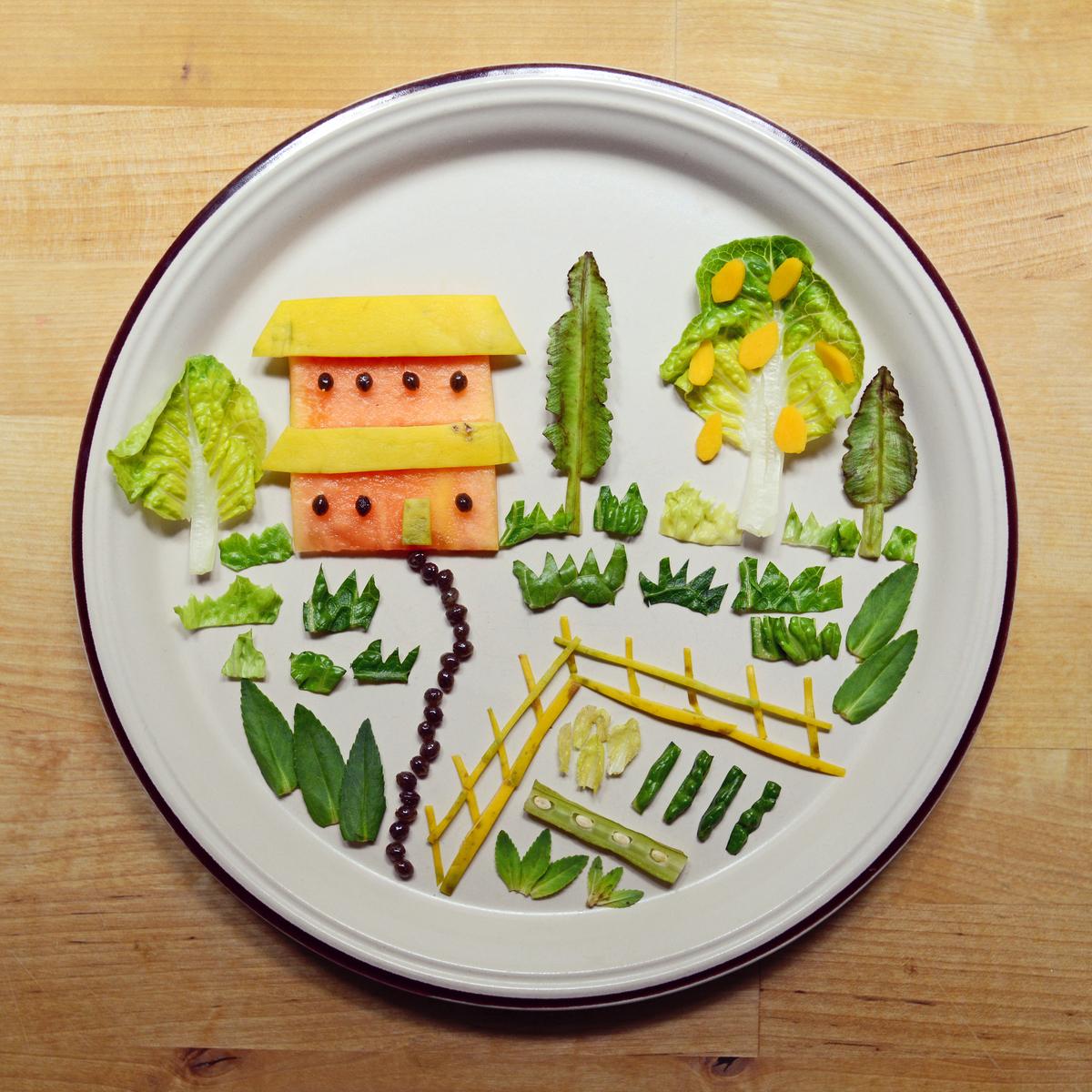 Food art work © IdaFrosk