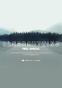 Clearcutting Free Speech