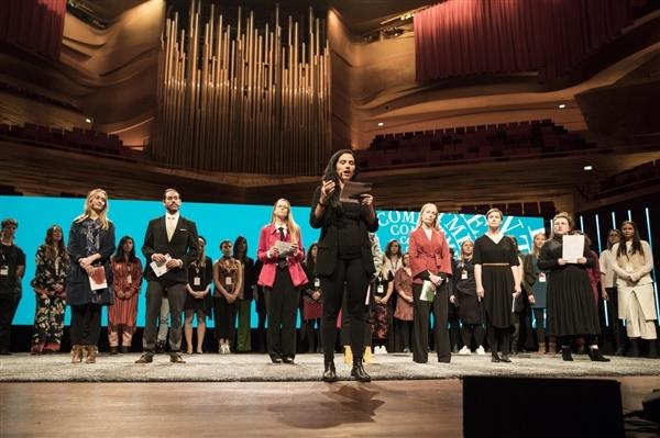 Copenhagen Fashion Summit, 10 May 2017. Credit: Copenhagen Fashion Summit
