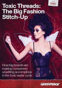 Toxic Threads: The Big Fashion Stitch-Up