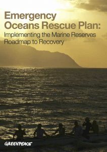 Emergency Oceans Rescue Plan