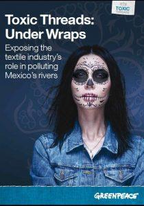 Toxic Threads: Under Wraps