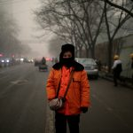 Airpocalypse Now Redux: Everyday Life in Beijing Smog © Yat Yin / Greenpeace