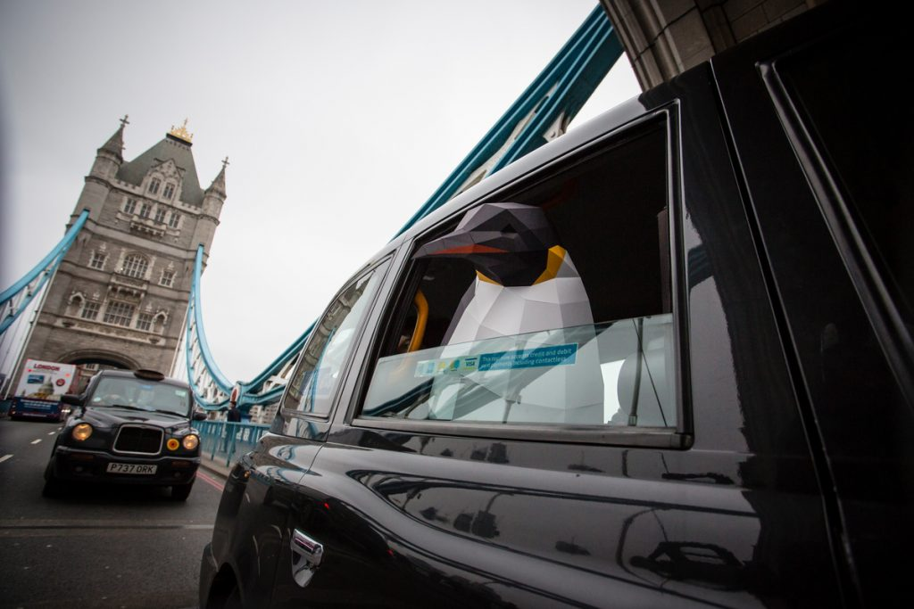 March of the Penguins, London, UK © Will Rose / Greenpeace