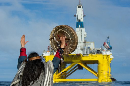 This is The People vs. Arctic Oil