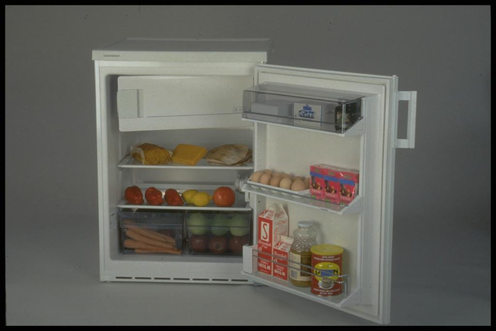 GreenFreeze fridge © Greenpeace / Robert Visser