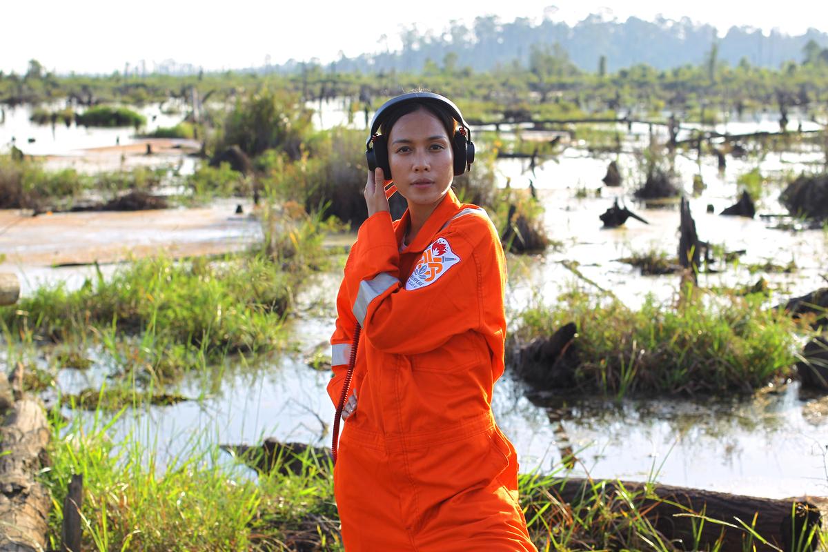 Ninda Felina © Afriadi Hikmal / Greenpeace