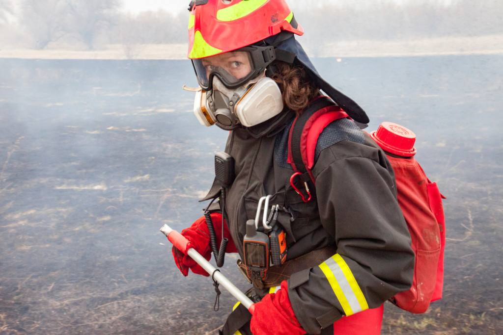 Firefighting Expedition in Russia © Maria Vasilieva / Greenpeace