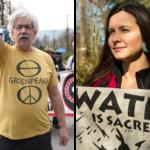 Greenpeace Founder Joins Indigenous-led Resistance to Kinder Morgan Pipeline