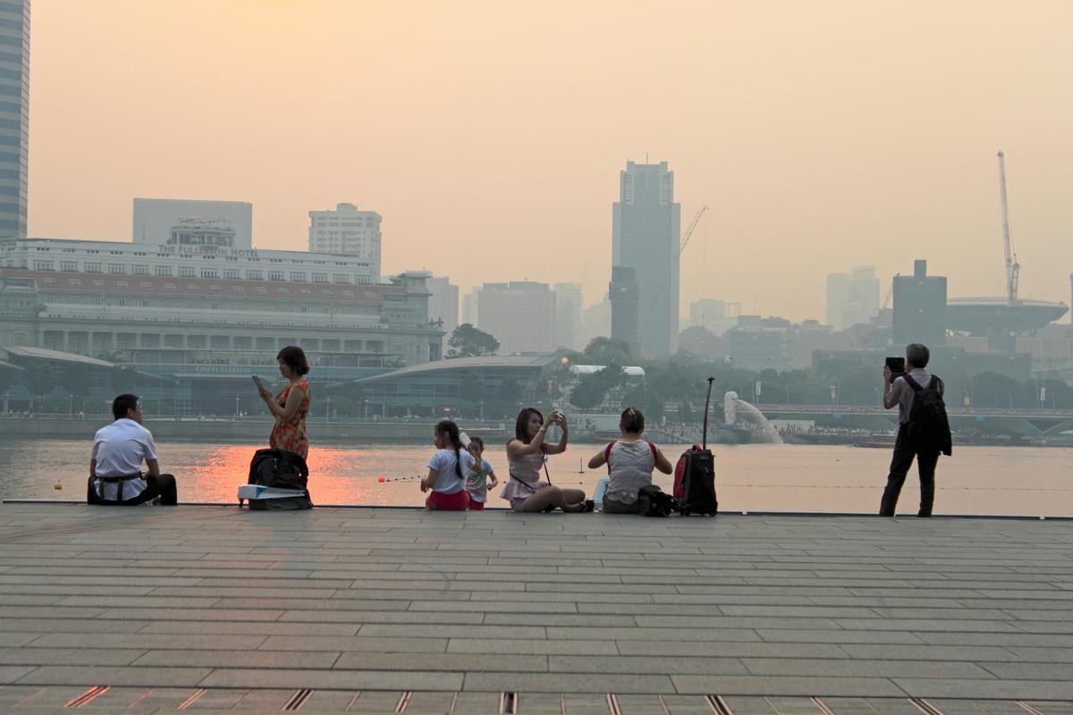 Singapore © Ferina Natasya / Greenpeace