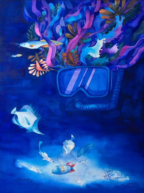 Shoko Lee's artwork