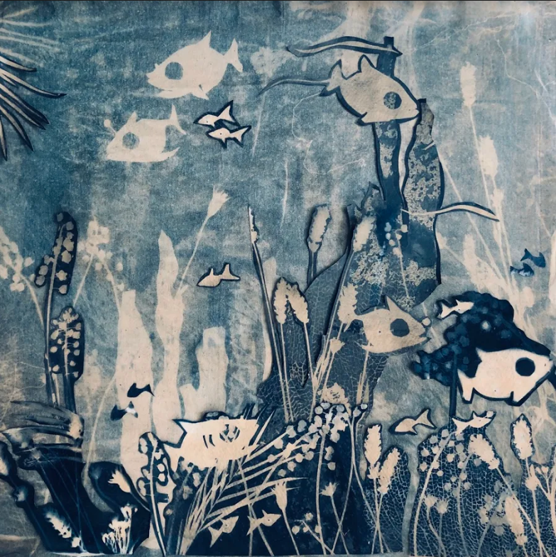 Tanya Saunders' artwork