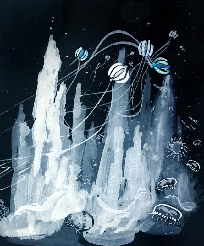 Emma Shoard's artwork