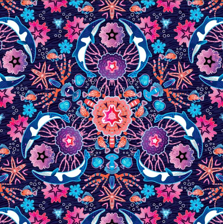 Catalina Estrada's second artwork