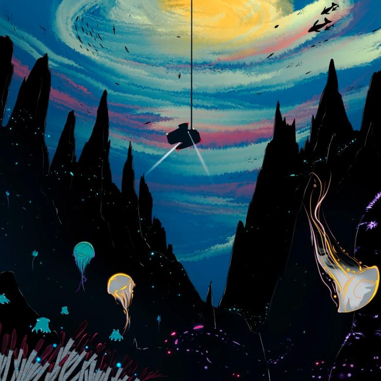 Bo Xu's artwork