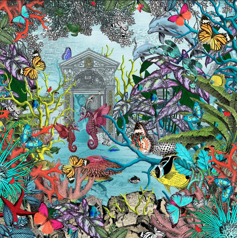 Kristjana S Williams' artwork