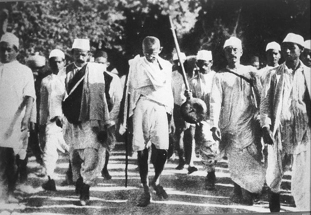 Gandhi in 1920