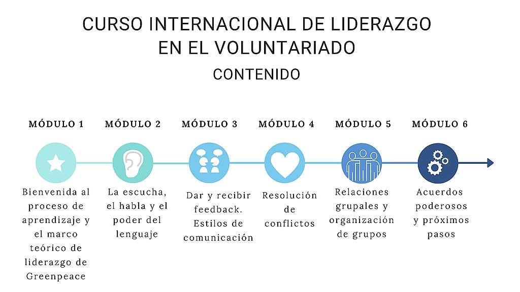¡ÚNETE! Curso Internacional de liderazgo en el voluntariado