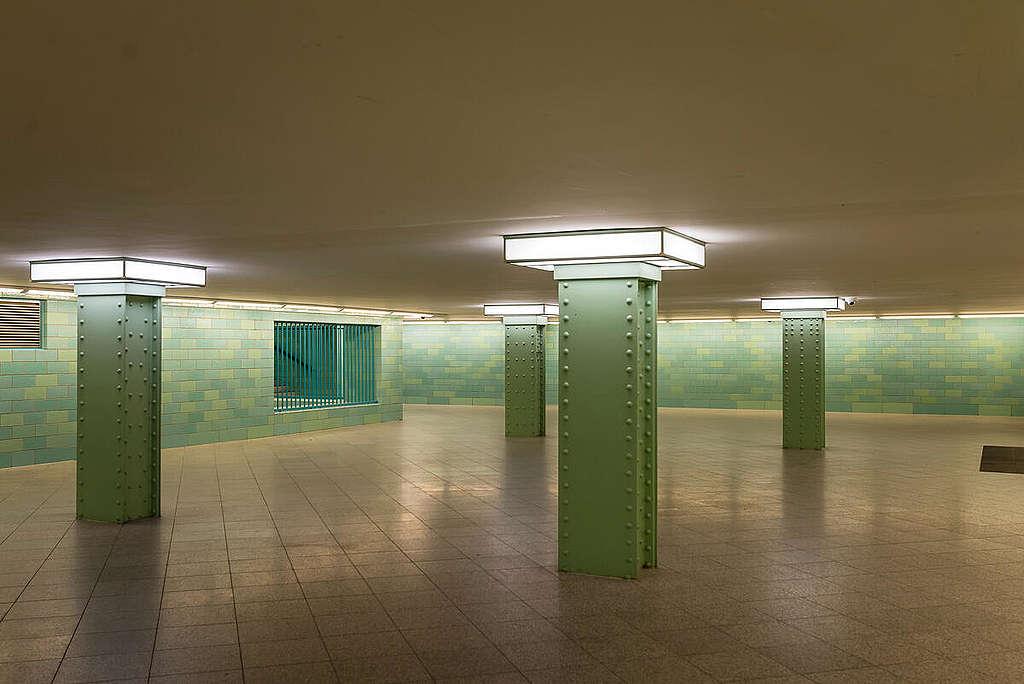 Berlin during the Coronavirus Shutdown. © Paul Lovis Wagner / Greenpeace