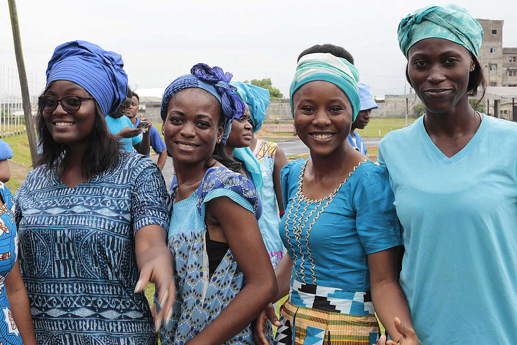 World Oceans Day Event in Cameroon