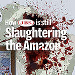 Slaughtering the Amazon cover
