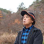 Mr. Anzai was forced to evacuate from Iidate, his home of many years, following the Fukushima Daiichi nuclear disaster.