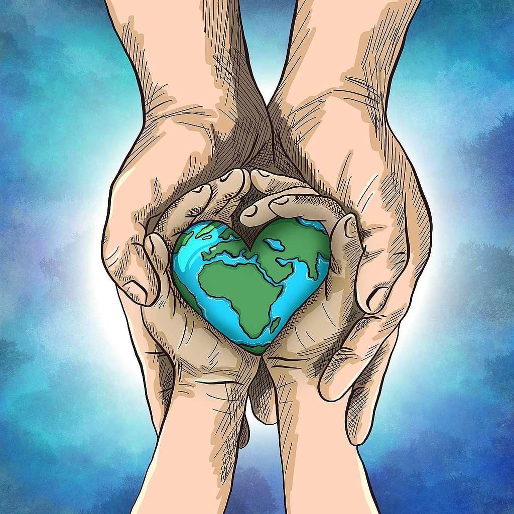 Greenpeace 50th © Elizabeth Mirochnik / Greenpeace