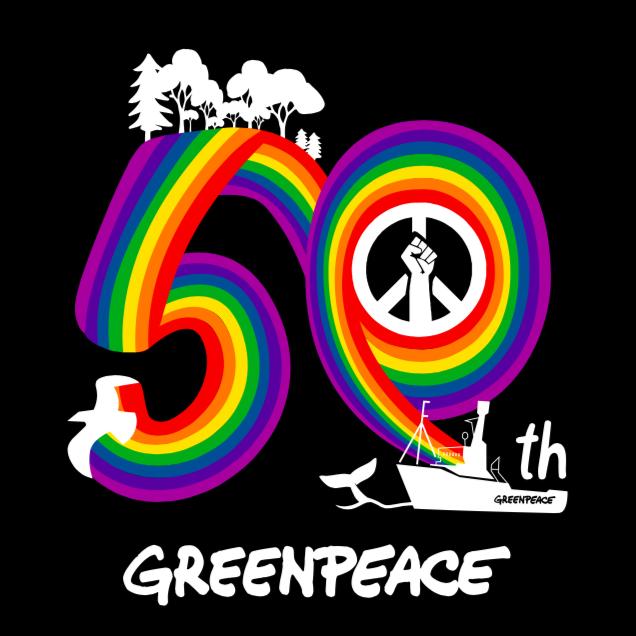 Greenpeace 50th © Leire Dominguez / Greenpeace