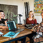 Greenpeace Australia Pacific's Legal and Governance Advisor Katrina Bullock is interviewed by hosts Jess Hamilton and Ash Berdebes.   Heaps Better is a sit-down-and-get-it-done audio guide to turn climate anxiety into action. With hope, humour and hard facts, hosts Ash Berdebes and Jess Hamilton - two regular Australians concerned about inaction on climate change - hit up leading experts, scientists, economists and everyday heroes to get a simple, accessible and actionable answer to the question that has so many of us beat: What the heck can I do about climate change, and how can I make the biggest possible difference?
