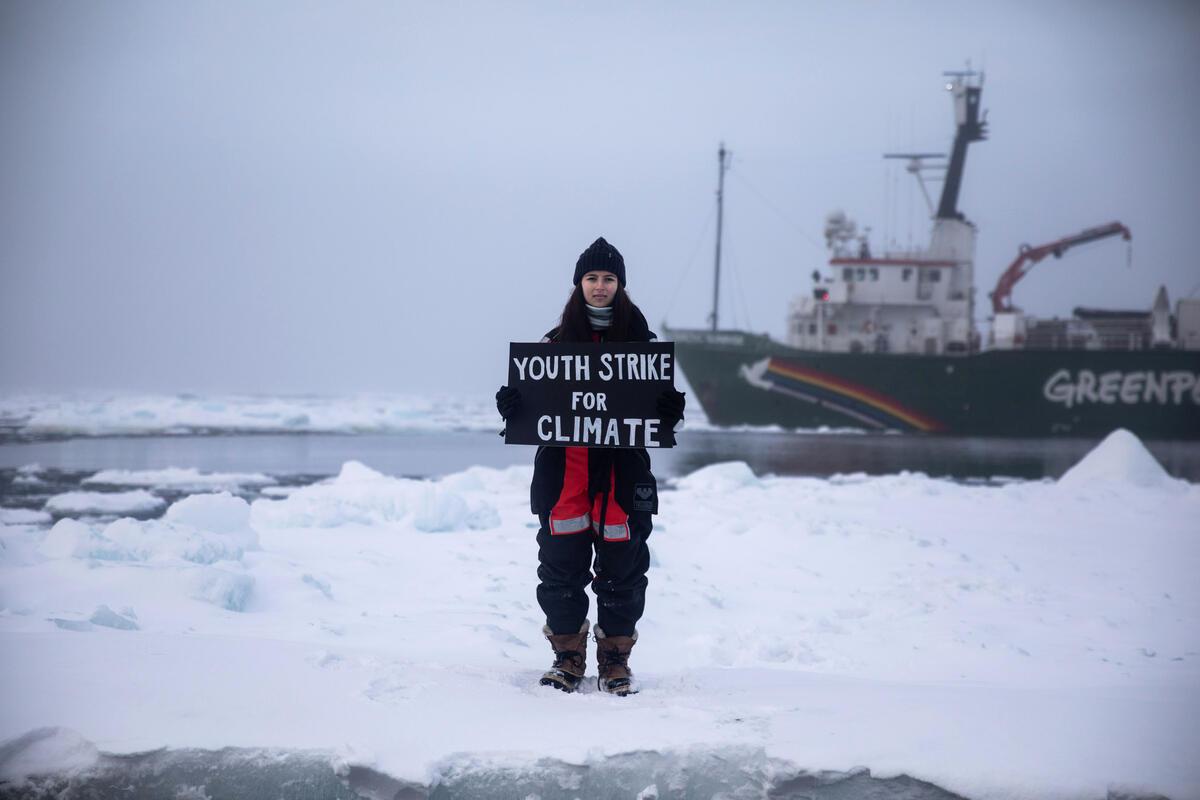 © Daniella Zalcman / Greenpeace