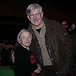 Dorothy Stowe and Rex Weyler. © Greenpeace / Alan Katowitz