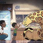 ״יש לי מפלצת במטבח״: סרטון ויראלי חדש של גרינפיס חושף את הקשר בין תעשיית הבשר לבין הרס יערות