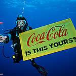 כך ממשיכה קוקה קולה לזהם את העולם