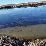 Toxic Fracking Waste Dumps in Vaca Muerta.