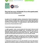 Primo test open source per rilevare una coltura geneticamente modificata con editing genetico