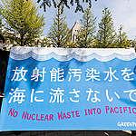 """Fukushima, Greenpeace: """"L'eventuale decisione del governo giapponese di rilasciare acqua contaminata nell'oceano potrebbe causare enormi problemi per il futuro»"""
