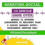 Il Pianeta si salva ad Aprile, maratona social per fare dell'Italia un Paese green