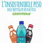 L'insostenibile peso delle bottiglie di plastica