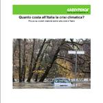 Quanto costa all'Italia la crisi climatica?