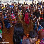 Brasilia, migliaia di indigeni allo #StruggleForLife Camp chiedono rispetto per i propri diritti