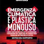 Emergenza climatica e plastica monouso