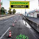 Nuovo studio di Greenpeace: «La mobilità di Roma è insostenibile, il nuovo sindaco colmi il divario con le periferie»